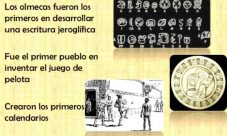 Aportaciones de la cultura Olmeca