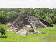 Centros ceremoniales de la cultura Olmeca