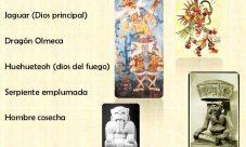 Dioses de la cultura Olmeca