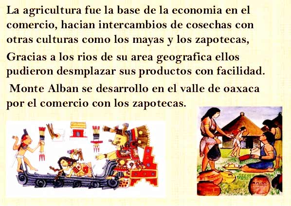 La economía de la cultura Olmeca